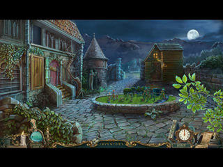 Haunted Legends: The Curse of Vox Collectors Edition - Screen 2