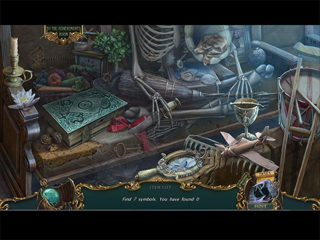 Haunted Legends: The Dark Wishes Collector's Edition - Screen 1