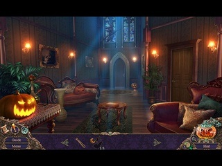Haunted Manor: Halloween's Uninvited Guest Collector's Edition - Screen 1