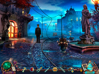 Haunted Train: Clashing Worlds Collector's Edition - Screen 2
