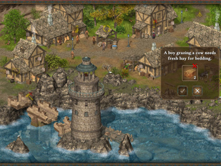 Hero of the Kingdom II - Screen 1