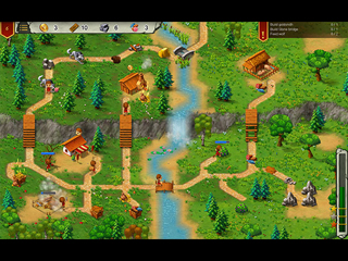 Heroes of Rome - Dangerous Roads - Screen 1