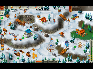 Heroes of Rome - Dangerous Roads - Screen 2