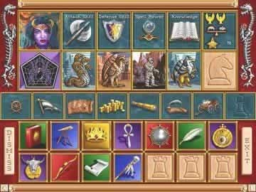 Heroes of Might and Magic II Gold - Screen 2