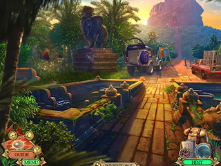 Hidden Expedition: The Fountain of Youth Collector's Edition - Screen 2