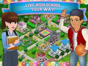 High School Story - Screen 1