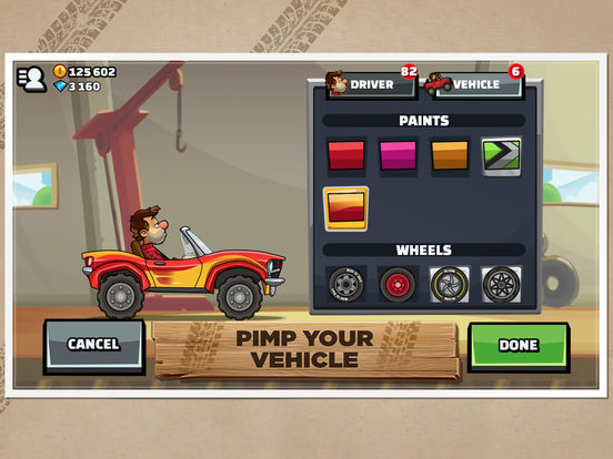 Hill Climb Racing 2 - Screen 2