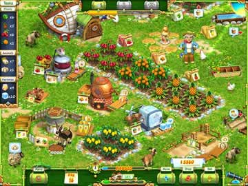 Hobby Farm - Screen 1