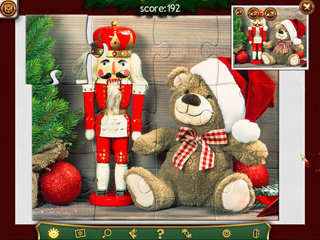 Holiday Jigsaw Christmas 2 - Screen 1