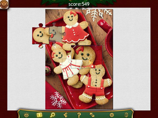 Holiday Jigsaw Christmas 2 - Screen 2