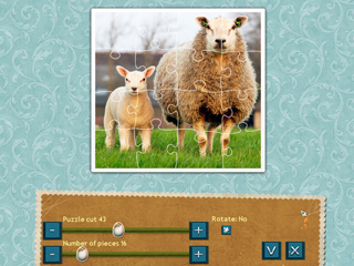 Holiday Jigsaw Easter 2 - Screen 1