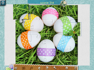 Holiday Jigsaw Easter 2 - Screen 2