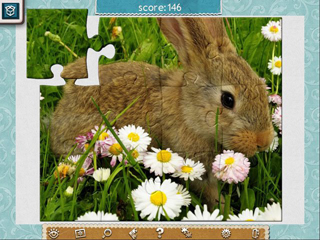 Holiday Jigsaw Easter 4 - Screen 2