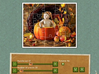 Holiday Jigsaw Thanksgiving Day 2 - Screen 2