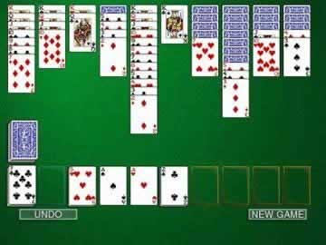 Hoyle Solitaire - Screen 2