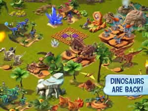 Ice Age Village - Screen 2
