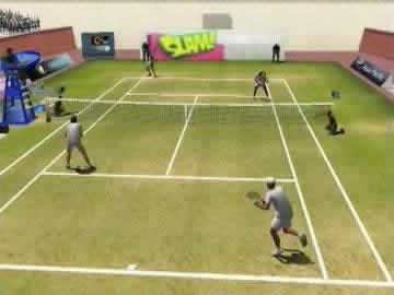 International Tennis Pro - Screen 1