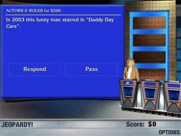 Jeopardy! - Screen 2