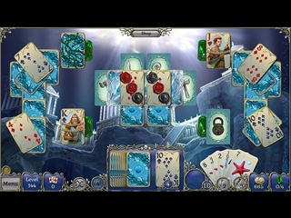 Jewel Match Atlantis Solitaire Collector's Edition - Screen 2