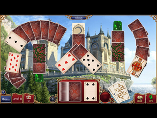Jewel Match Solitaire 2 - Collector's Edition - Screen 1