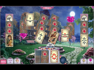 Jewel Match Solitaire L'Amour - Screen 1