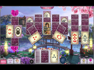 Jewel Match Solitaire L'Amour - Screen 2
