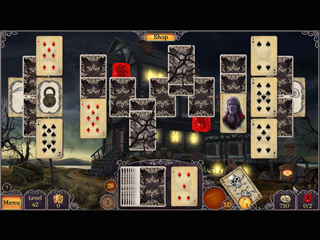 Jewel Match Twilight Solitaire - Screen 2