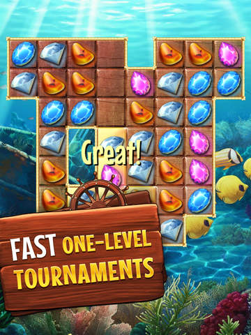 Jewel Quest for Cash - Screen 2