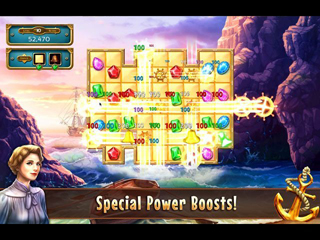 Jewel Quest Seven Seas Collector's Edition - Screen 2