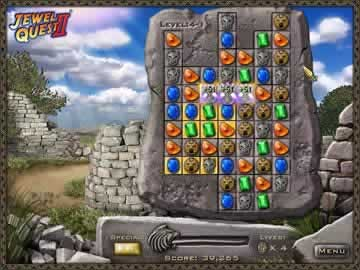 Jewel Quest II - Screen 1