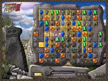 Jewel Quest II - Screen 2