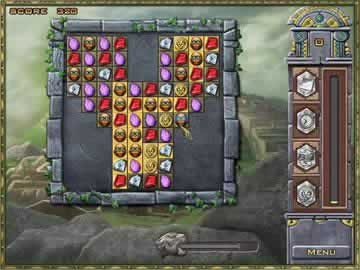 Jewel Quest Solitaire 3 - Screen 2
