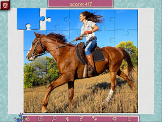 Jigsaw Puzzle - Women's Day - Screen 1