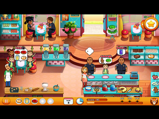 Julie's Sweets - Screen 1