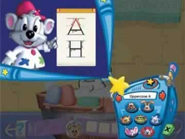 JumpStart Advanced Preschool Fundamentals - Screen 1