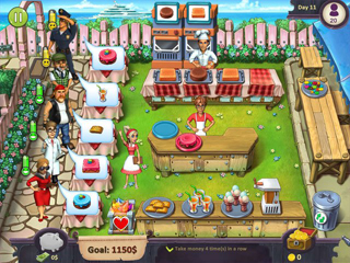 Katy & Bob: Cake Cafe Collector's Edition - Screen 1
