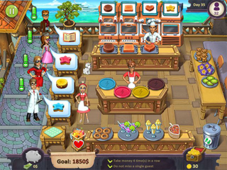 Katy & Bob: Cake Cafe Collector's Edition - Screen 2
