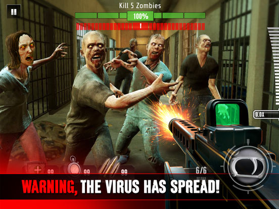 Kill Shot Virus - Screen 1