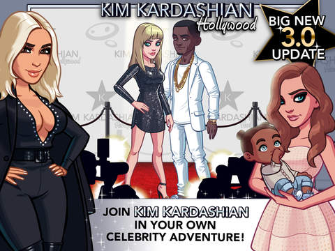 Kim Kardashian: Hollywood - Screen 1