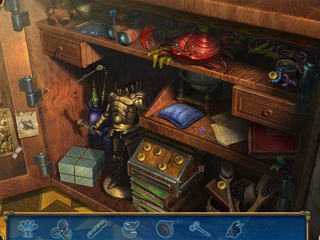 Kingdom of Aurelia: Mystery of the Poisoned Dagger Premium Edition - Screen 1