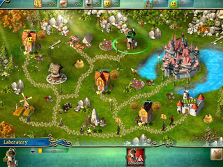 Kingdom Tales Double Pack - Screen 1