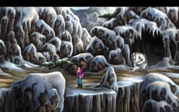 King's Quest 3 - Screen 1