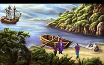 King's Quest 3 - Screen 2