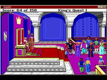 King's Quest 1 - Screen 1