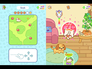Kleptocats 2 - Screen 1