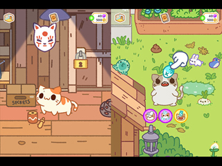 Kleptocats 2 - Screen 2