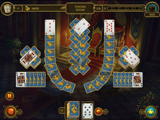 Knight Solitaire 3 - Screen 1
