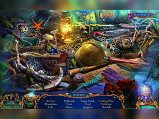 Labyrinths of the World: Hearts of the Planet Collector's Edition - Screen 1