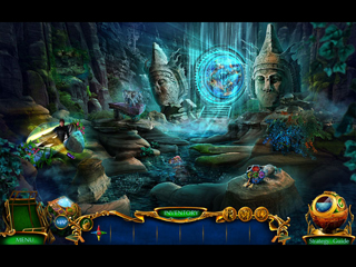 Labyrinths of the World: Secrets of Easter Island Collector's Edition - Screen 1