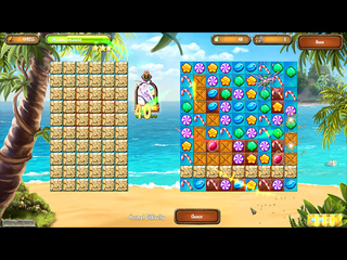 Last Resort Island - Screen 1